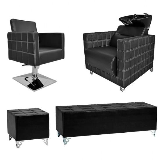 Pachet mobilier salon Dark Baroque