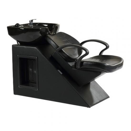 Pachet Unitate de spalare si scaun Black Mamba