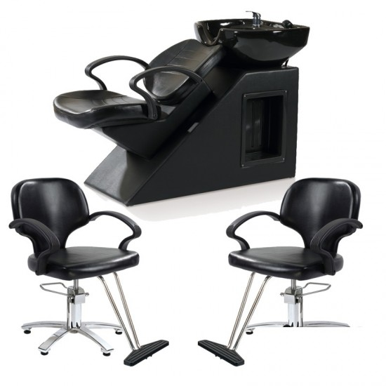 Pachet Dotare Salon Black Mamba