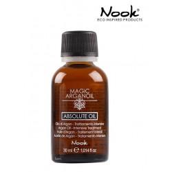 Nook Magic Argan Oil Absolute Oil Intensive Treatment  Ulei de argan 30ml