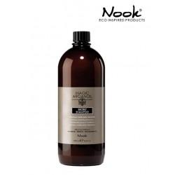 Nook Magic Argan Oil Secret Shampoo Sampon hidratant pentru par uscat si fara viata 1000ml