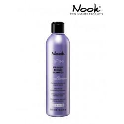 Nook Bfree Starlight Blonde Shampoo Sampon de stralucire pentru par blond 250ml