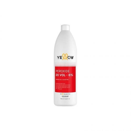 Oxidant Crema Yellow 20vol. 6% 1 L