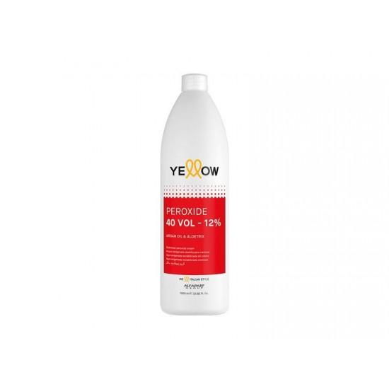 Oxidant Crema Yellow 40vol. 12% 1 L