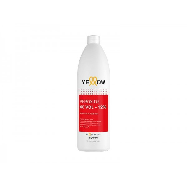 Oxidant Crema Yellow 40vol. 12% 1 L