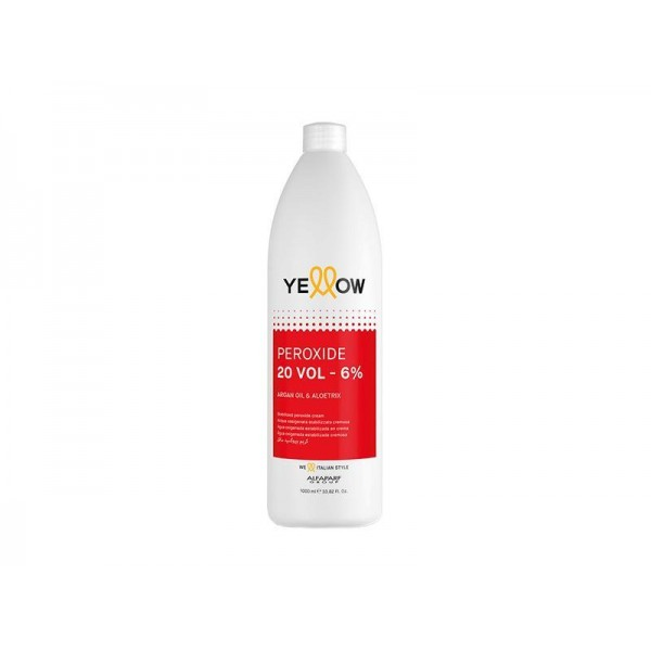 Oxidant Crema Yellow 20vol. 6% 1 L