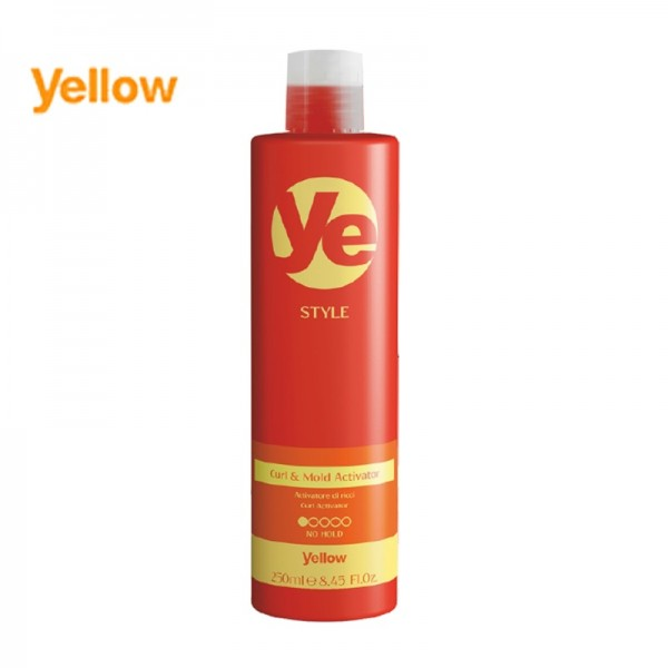 Activator bucle Curl & Mold Yellow