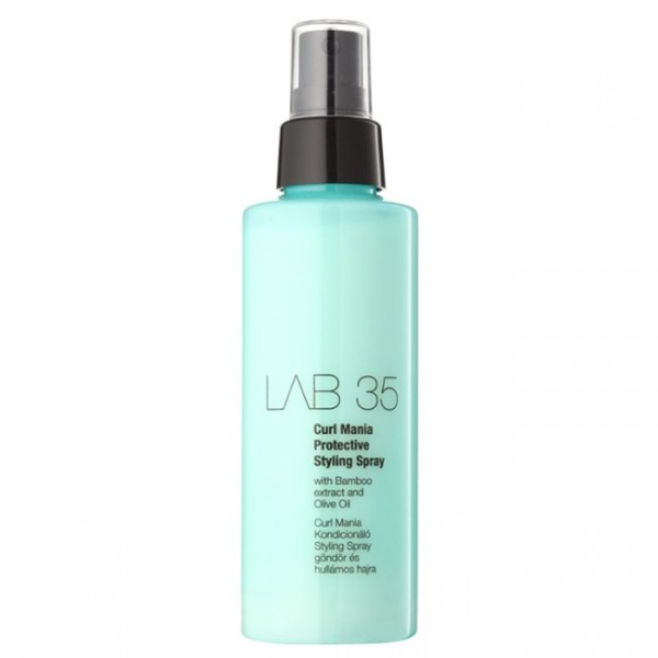 Spray pentru Par Cret si Ondulat - Kallos LAB 35 Curl Mania Protective Styling Spray, 150ml