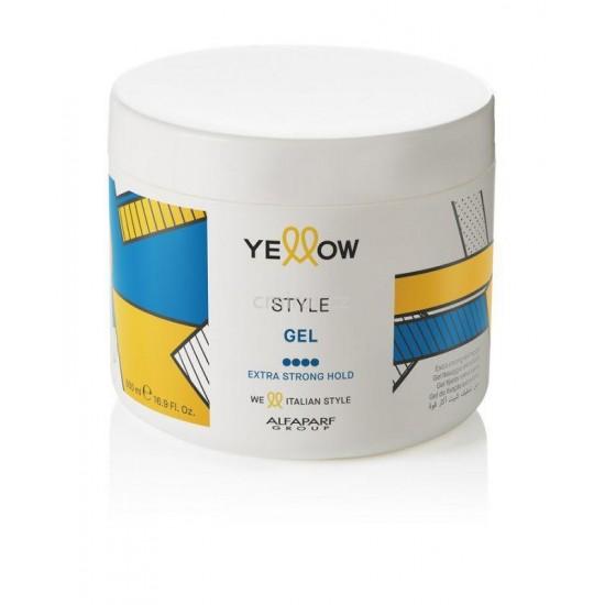 Gel Fixativ Yellow 500ml