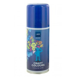 Spray Crazy Color Albastru 100ml