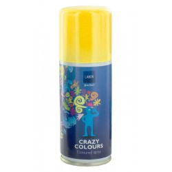 Spray Crazy Color Glitter Auriu 100ml