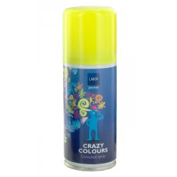 Spray Crazy Color Galben 100ml