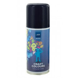 Spray Crazy Color Negru 100ml