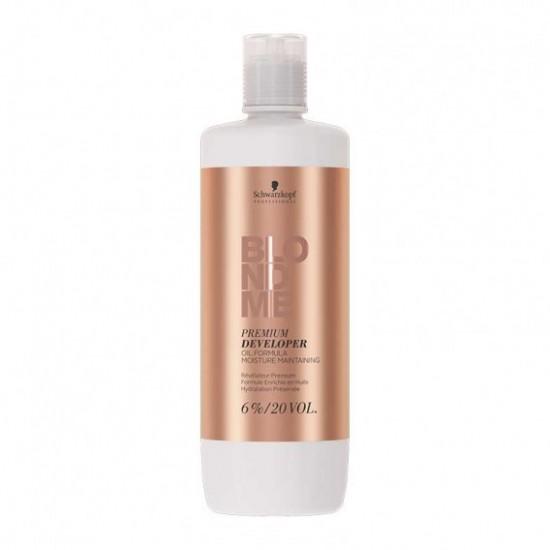 Oxidant Schwarzkopf Blondme Premium Developer 6% / 20 vol. 1000ml