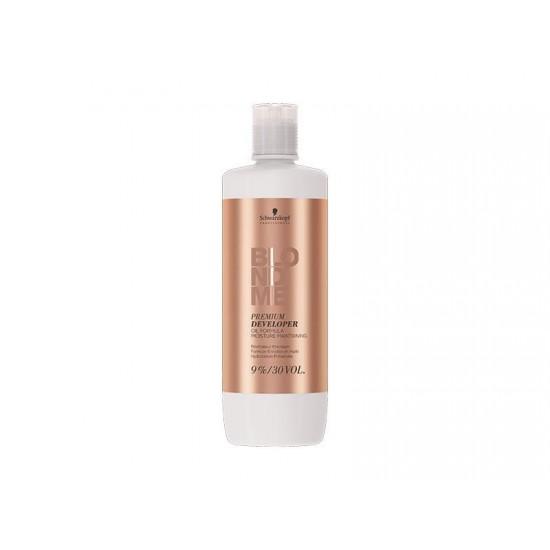 Oxidant Schwarzkopf Blondme Premium Developer 9% / 30 vol. 1000ml