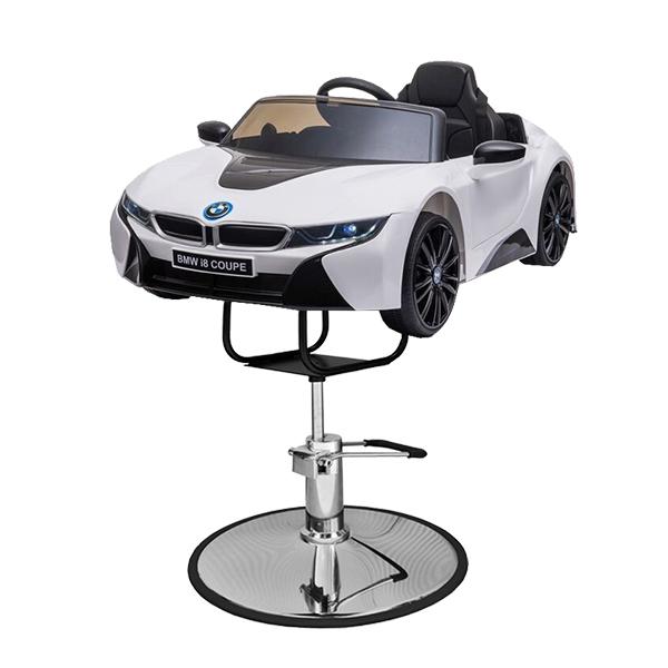 Scaun frizerie copii BMW i8