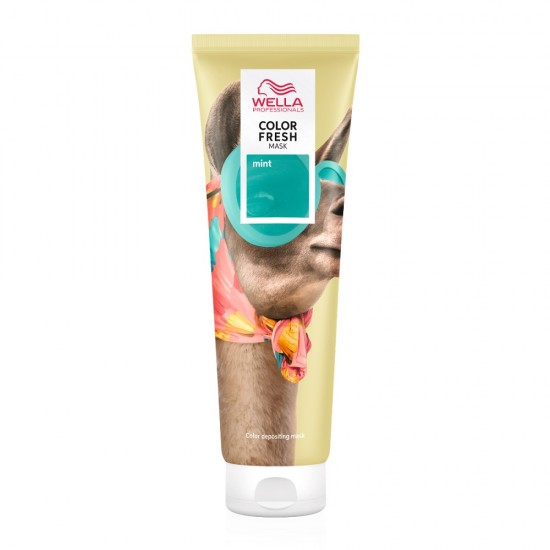 Mască Color Fresh Mint, 150 ml, Wella