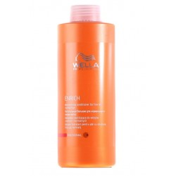 Balsam hidratant pentru par fin/normal Wella Enrich 1000ml