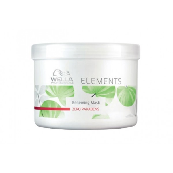 Masca revitalizanta Wella Elements 500ml