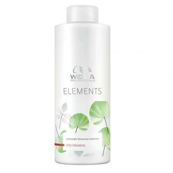 Balsam revitalizanta Wella Elements 1000ml