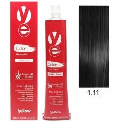 Vopsea Yellow - Blue Black 1.11