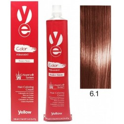 Vopsea Yellow - Dark Ash Blonde 6.1