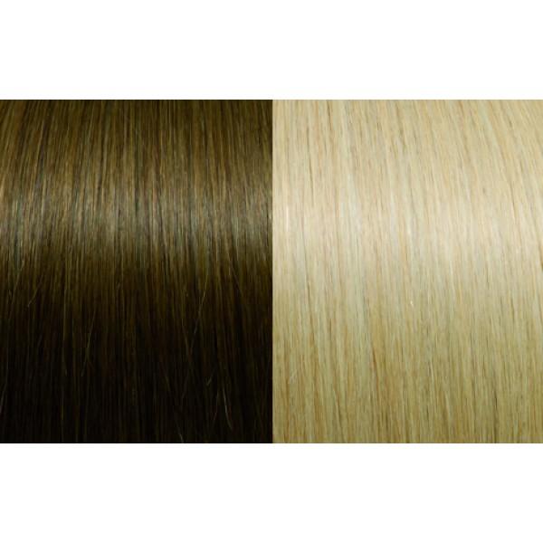 Extensii de par Clip-on 50-55cm culoarea 10 20B