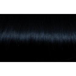 Extensii de par Clip-on 50 - 55 cm culoarea 1B