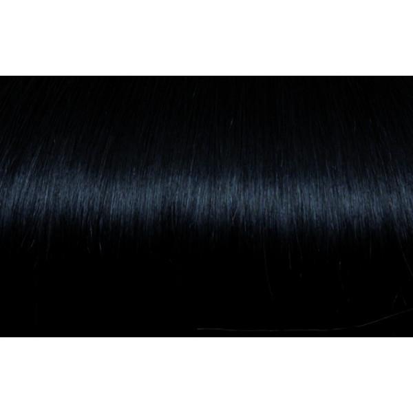 Extensii de par Clip-on 50-55cm culoarea 1B