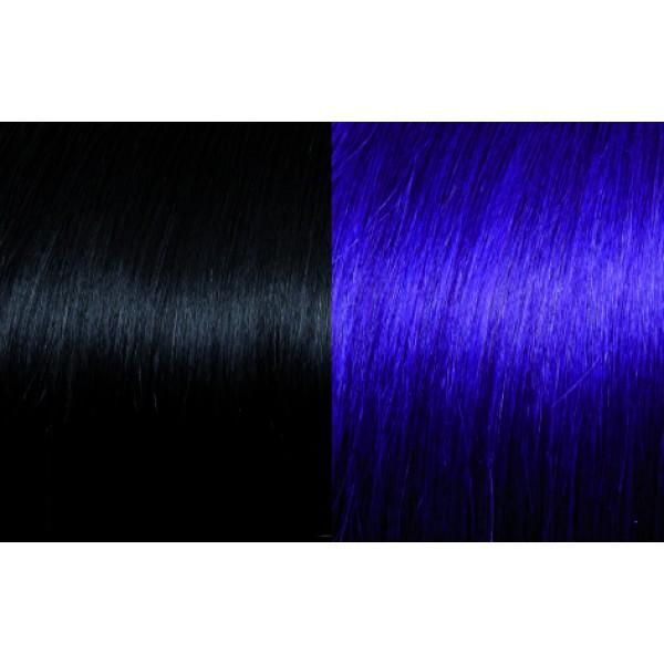 Extensii de par Clip-on 50-55cm culoarea 1B/Violet