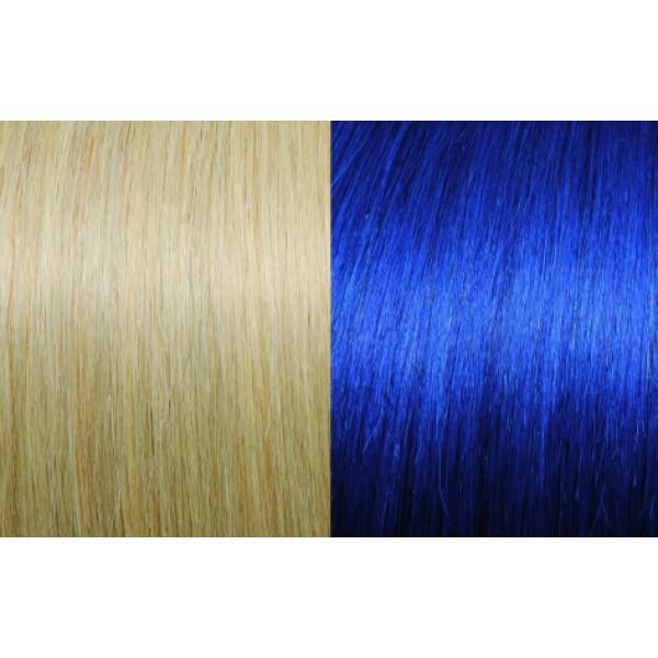 Extensii de par Clip-on 50-55cm culoarea 20-Blue