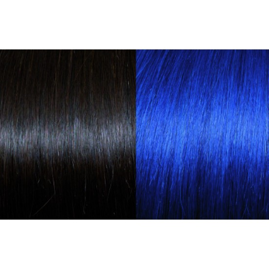Extensii de par Clip-on 50-55cm culoarea 4-Blue