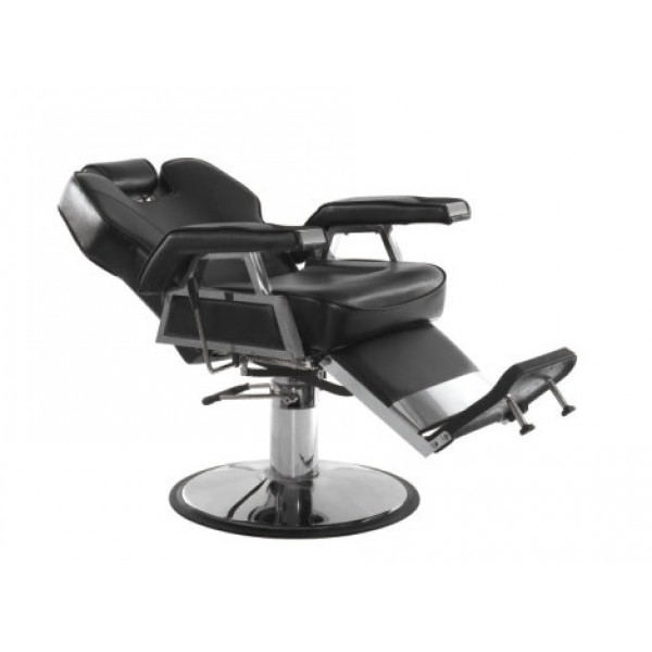 Scaun frizerie-barber Coby Black