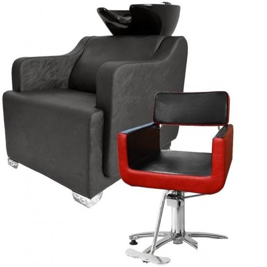 Dotare salon coafura Elegance KoMbo Black&Red